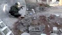 Homs Kırsalındaki Teröristlere Ağır Darbe