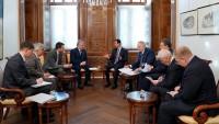Beşşar Esad: Teröre Karşı Başarılar Batılılar ve İşbirlikçilerinin Planlarını Çökertti