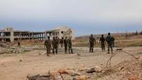 Suriye Ordusunun Rakka Kırsalındaki Operasyonları Sürüyor