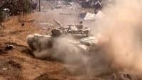 Suriye Ordusu Halep'e Bağlı Süleyman Halebi Bölgesindeki İlerleyişi Sürüyor