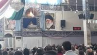 Huccetul İslam Tabatabai: Siyonist İsrail uçağının düşmesi müstekbirlerin askeri denklemini değiştirdi