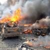 Suriye'deki bir patlama sonucu 6 kişi hayatını kaybetti