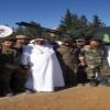Ghariya Al Şarkiya, Ghariya Al Garbiya, Al karak ve Al Charki kasabaları Suriye Ordusu tarafından ele geçirildi