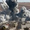 ABD Koalisyon Uçakları Suriye Halkını Bombaladı: 3 Şehid