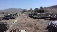 Suriye Ordusuna Bağlı Seçkin Birliklerden Binlerce Asker, Kuzey Hama'ya Ulaştı