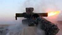 Tekfirci Teröristlerin Şam Halkına Yönelik İntihar Saldırısı Girişimi Engellendi