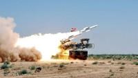 AllahuEkber! Suriye Ordusu Siyonist İsrail'in Elit Ordusundan Olan 810. Tugay'ın Karargahını Onlarca Füzeyle Vurdu