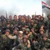 Menbiç halkı Suriye ordusunun beldeye konuşlanmasını istedi