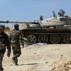 Suriye Ordusu Terörist Grupların Mevzilerini Darmadağın Etti