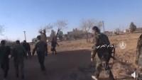 Suriye Ordusunun İdlib'in Kuzeybatısındaki İlerlemesi Sürüyor