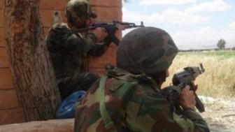 Suriye Ordusu Aralarında Siyonist Subaylarında Bulunduğu 30 Yabancı Subayı Esir Aldı