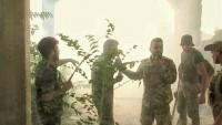 Suriye Ordusunun Şam Kırsalındaki İlerleyişi Sürüyor