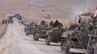 Suriye Ordusu Halep'in doğusunda 10 köyü kurtardı
