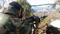 Halep'in güneyinde iki köy işgalden kurtarıldı