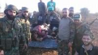 Halep'in Kuzeydoğusunda 42 Terörist Öldürüldü