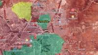 Teröristlerin Halep'te Kuzey Ve Doğu İrtibatı Kesildi