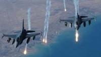 Büyük Şeytan Amerika, Suriye Halkını Bombaladı: 20 Şehid