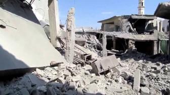 Tekfirci Teröristler Hama Kırsalını Füzelerle Vurdu: 1 Şehid, 3 Yaralı