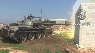 Suriye ordusu teröristleri temizlemeye devam ediyor