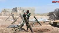 Hama Kırsalında Çok Sayıda Terörist Öldürüldü
