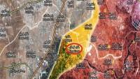 Suriye Ordusu Han Tuman'a Doğru İlerlemeye Devam Ediyor