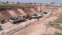 Homs Kırsalındaki Teröristlerin Tahliyesi Sürüyor