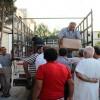 El Mevedde Hayır Cemiyeti Haseke'de Terör Mağdurlarına 2 Bin Gıda Sepeti Dağıttı