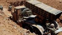 Şam Kırsalının Kuzeydoğusunda Çok Sayıda Terörist Öldürüldü