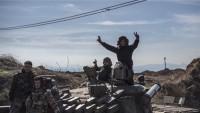 Suriye birlikleri, Deyrezzor havaalanının etrafına sızmaya çalışan teröristleri geri püskürttü