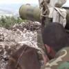 Suriye Ordusu Hama Kırsalında Yuvalanan Teröristlere Darbe İndirdi