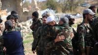 Halep'in Batısındaki Minyan Köyü İşgalden Kurtarıldı