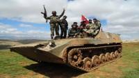 Suriye Ordusu Lazkiye Kuzey Kırsalına Operasyonlar Düzenledi: 10 Terörist Ölü, 19 Terörist Yaralı