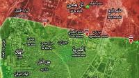 Suriye Ordusu Halep'te İlerliyor
