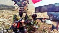 Suriye Ordusu Şam kırsalında IŞİD'e Ağır Darbe Vurdu