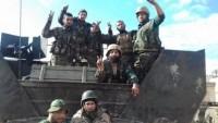 Suriye ordusu, Halep harekatında son aşamaya geçti