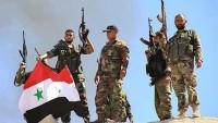 Suriye ordusu Tedmur'daki bir petrol sahasını kurtardı