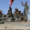 Suriye ordusunun ilerleyişi sürüyor: Türkiye sınırına 10 km kaldı