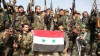 Suriye Hava Kuvvetleri İstahbarat Komutanı: ABD, İsrail ve Arabistan Suriye'yi yok etmek istiyor