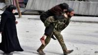 Hama Şehri Kırsalında 19 Suriyeli Sivil Teröristlerin Elinden Kurtarıldı
