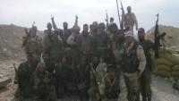 Suriye Ordusu Tedmur'a Girdi: Çok Sayıda Terörist Gebertildi
