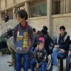 Suriye Ordusu Çok Sayıda Aileyi Tahliye Edip Teröristlerden Kurtardı