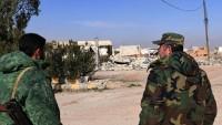 Suriye ordusu Nusra teröristlerinin elindeki 24 yerleşim yerini ele geçirdi