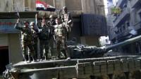 Suriye ordusu Doğu Halep'in üçte birini tekfirci teröristlerin işgalinden kurtardı
