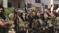 Suriye ordusu, Şeyh Miskin ilçesinin kuzey bölümünü tamamen kontrol altına aldı