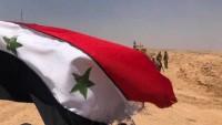 Suriye ordusu Dera kentinde tam kontrol sağladı
