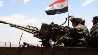 Suriye ordusu Dera'da 4 bölgeyi daha kurtardı