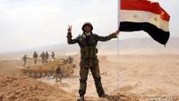 Suriye birlikleri, Deyruzzur'da ilerliyor