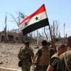 Suriye Ordusu Halep kuzeyinde çok sayıda köyü kontrol altına aldı