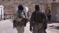 Amerika Saldırısının Ardından IŞİD ve Nusra Teröristleri Suriye Ordusuna Saldırdı: 50 Terörist Öldürüldü, 5 Asker Şehid Oldu