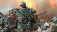 Halep'in Doğusunda Şiddetli Çatışmalar Devam Ediyor